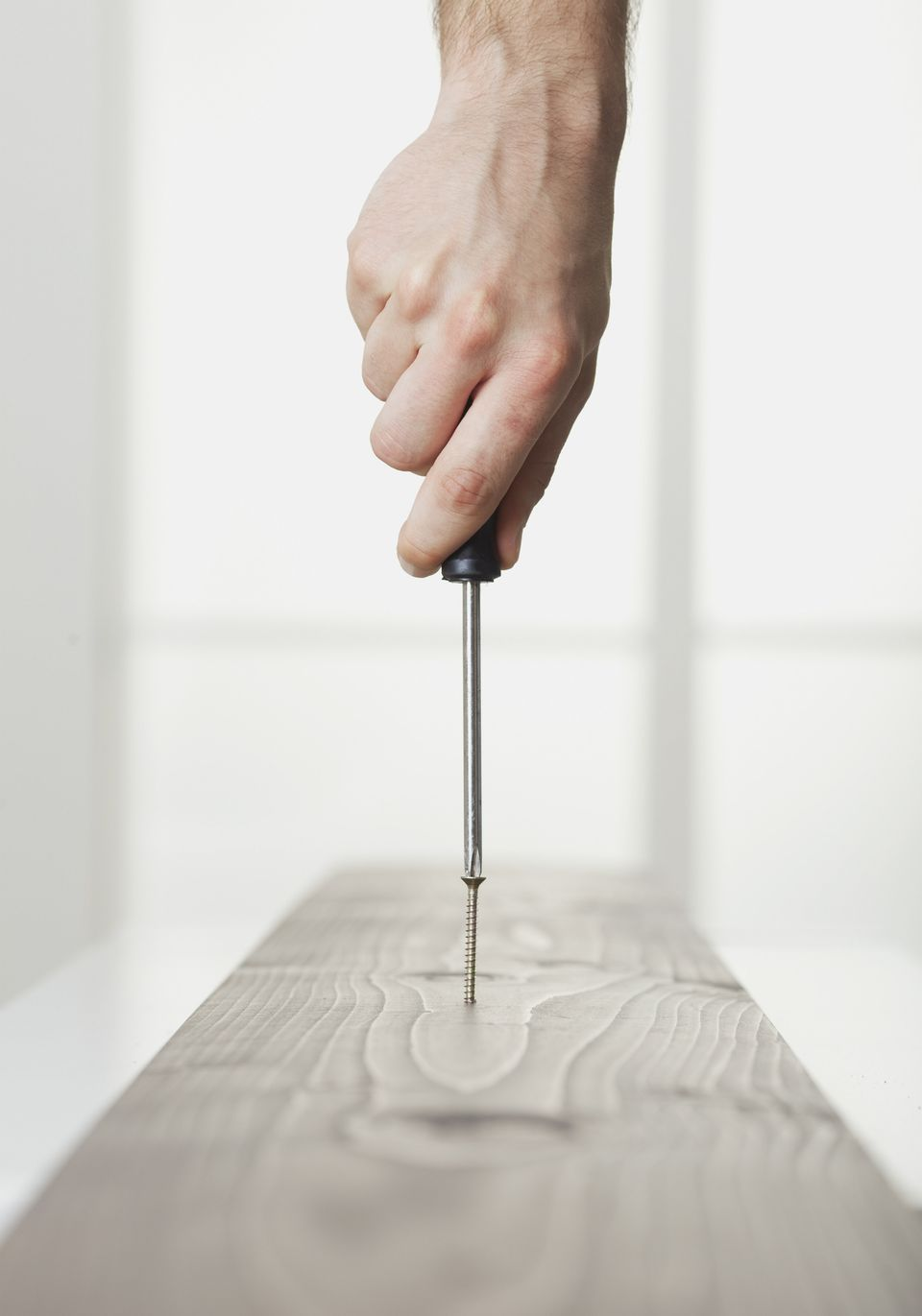 Removing Screw