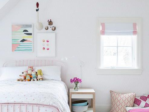 11 Bedroom Ideas For Little Girls