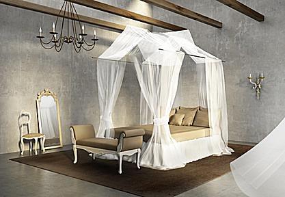 Modern Mediterranean Style Bedrooms