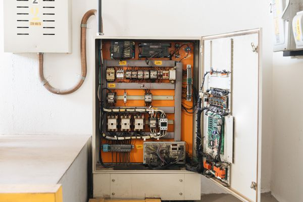 main power source in a home