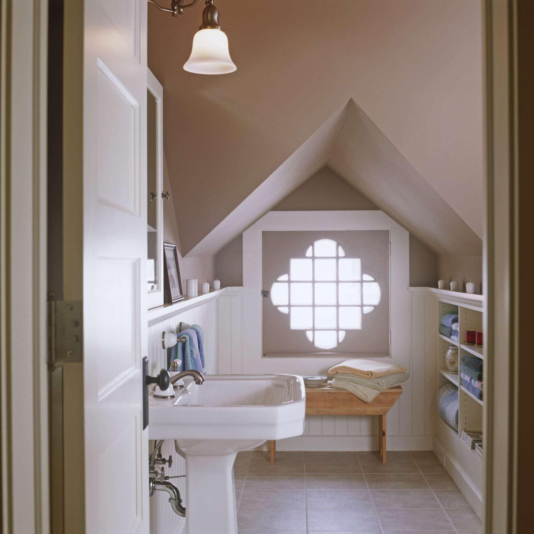Medio baño único