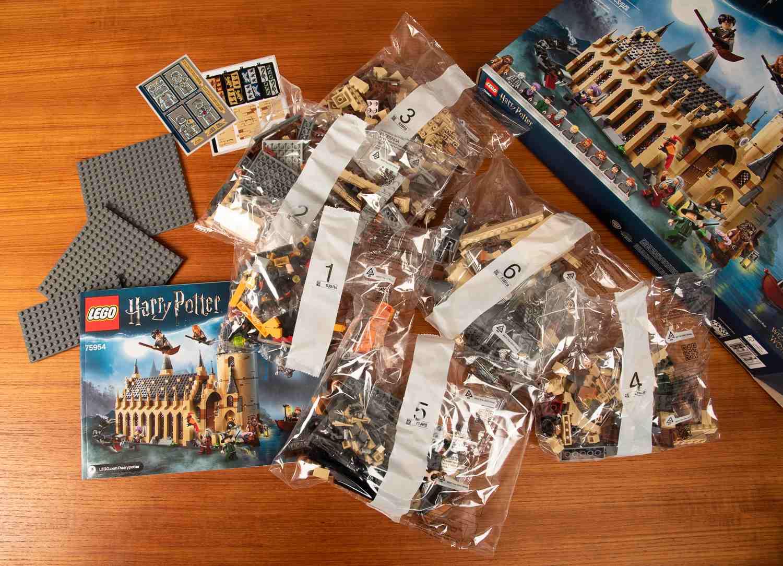 Lego Harry Potter Pieces
