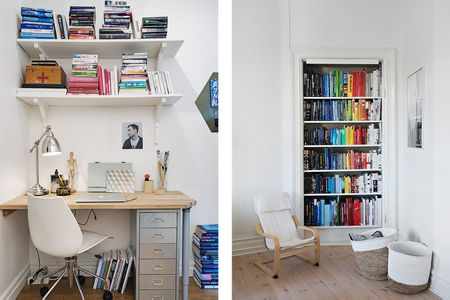 Easy And Creative Ways To Display Your Book Collection