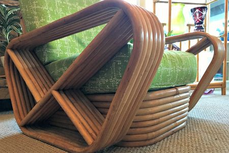 vintage rattan bamboo furniture What is Rattan? How to ID Rattan Patio Furniture vintage rattan bamboo furniture