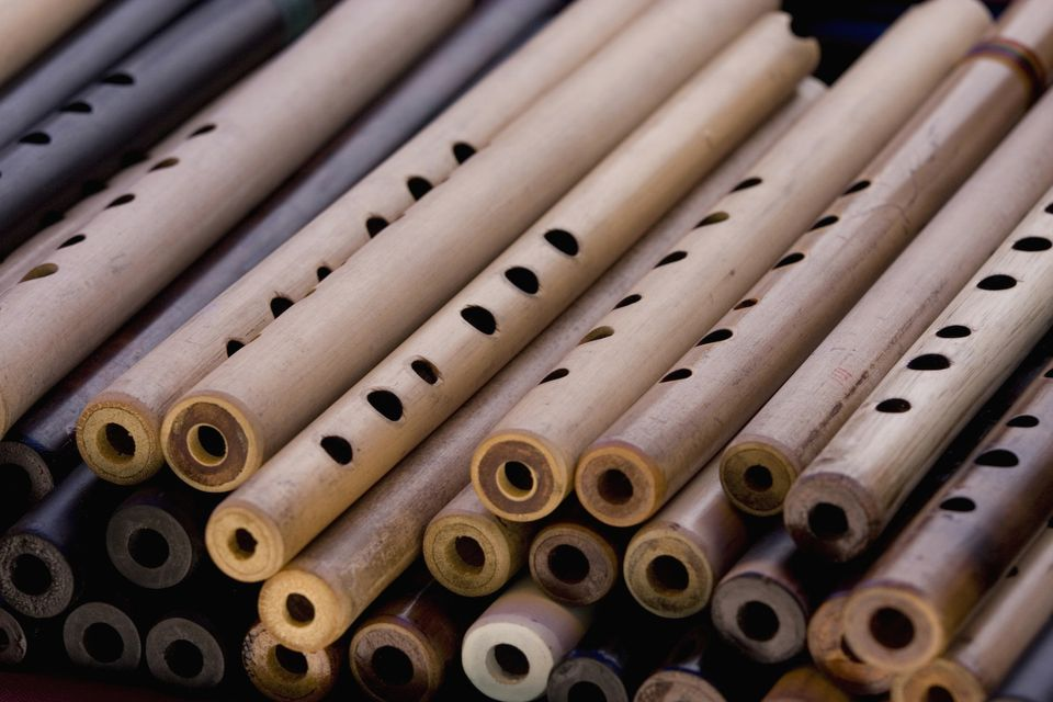 feng shui bamboo flutes