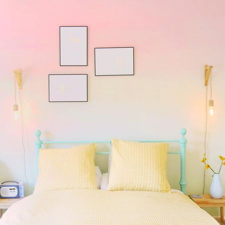 10 Es With Gorgeous Ombre Walls