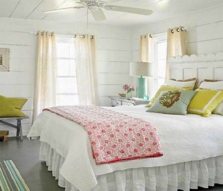 How To Decorate A Country Bedroom