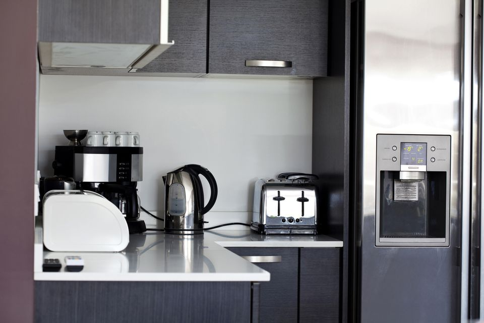 How to Organize Kitchen Appliances