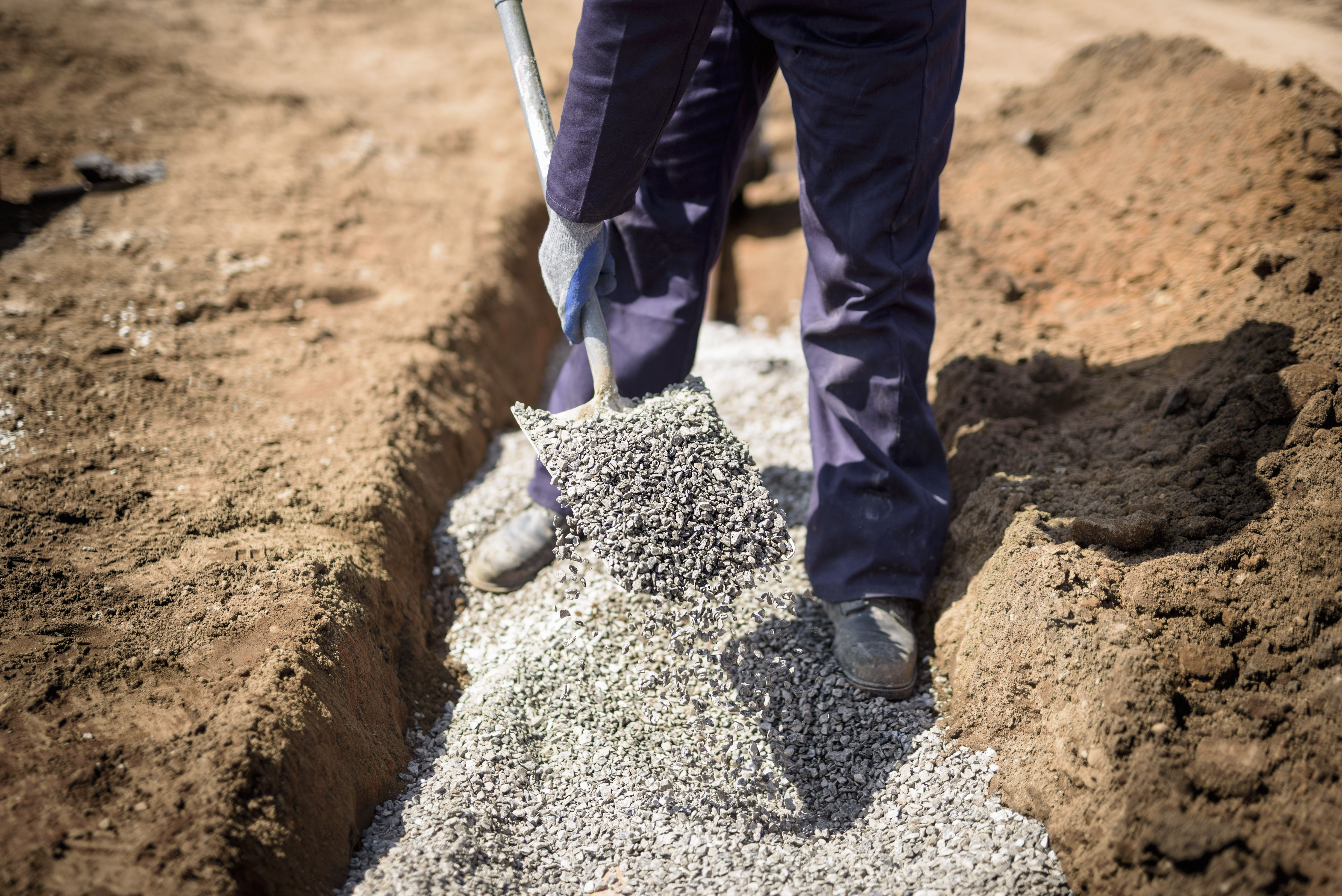 How To Avoid Utilities When Digging In Your Yard Run Electrical Wires Underground Reach Sheds Lights Patios And