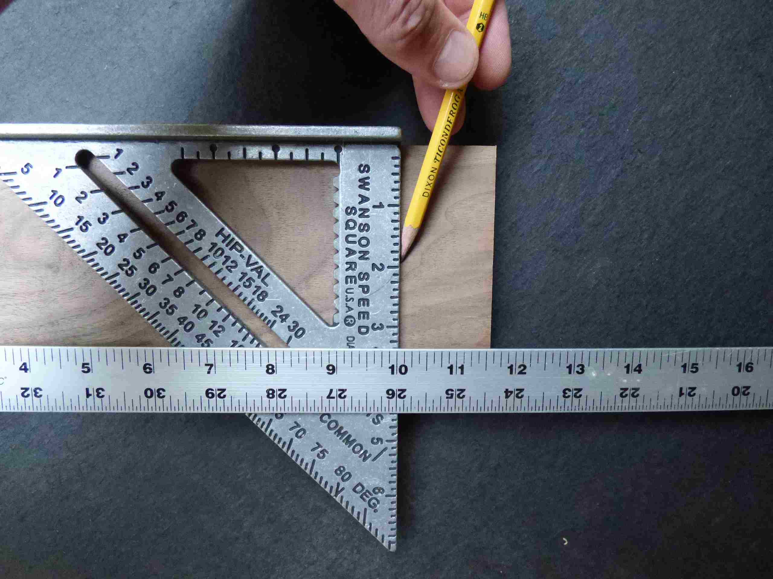 Measure 3 Pieces at 1.5 Inches Each
