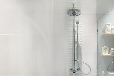 A Shower Faucet