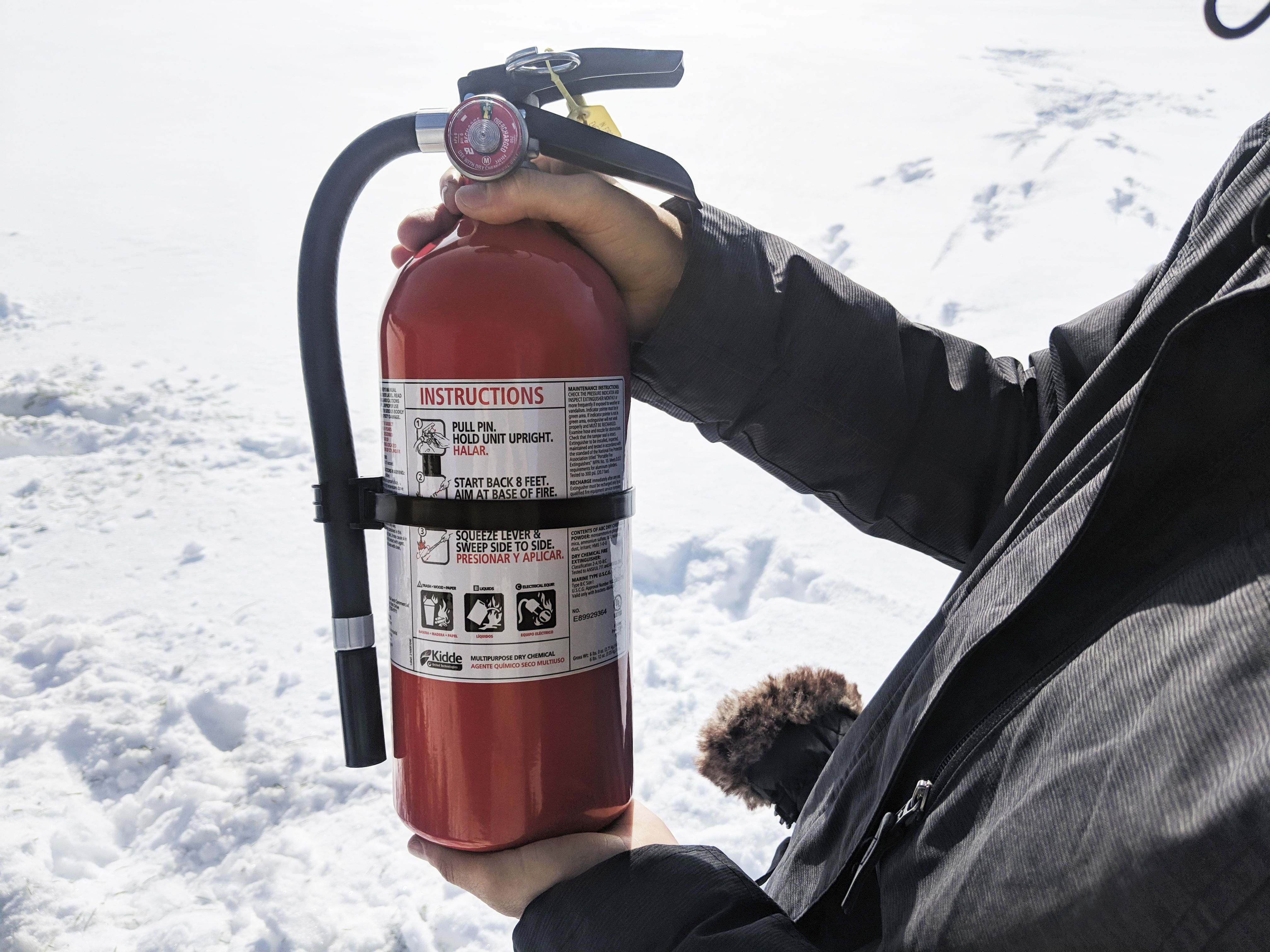 The 6 Best Fire Extinguishers of 2019