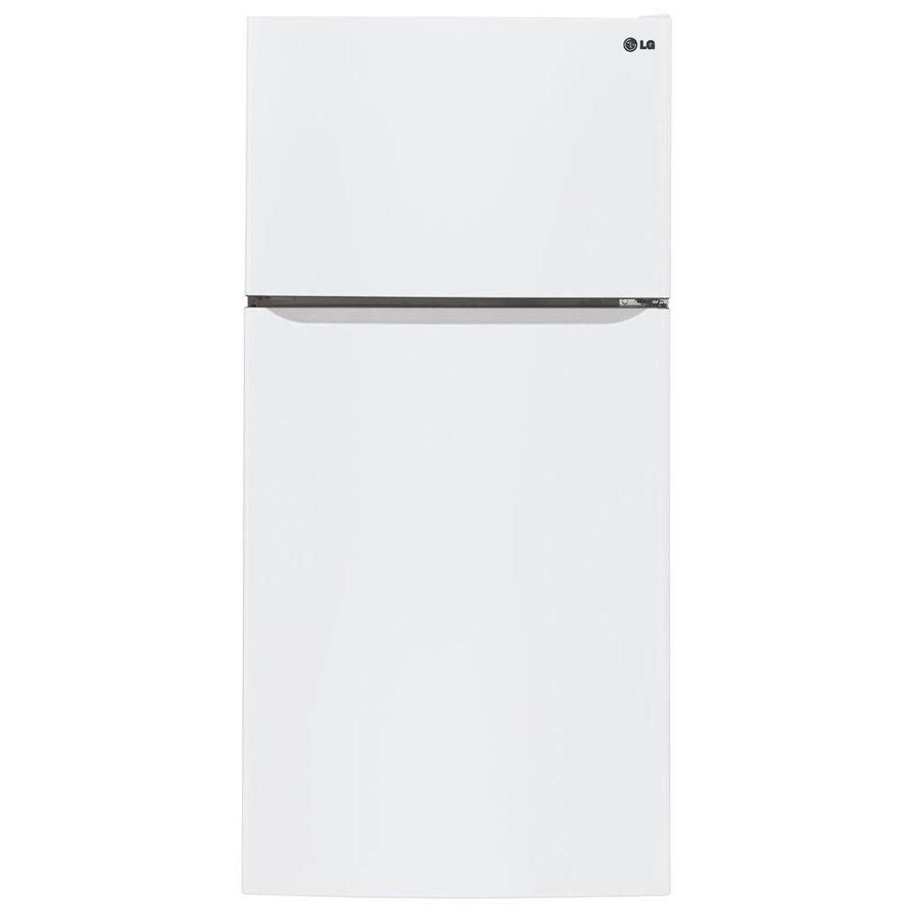 LG 23.8 cu. ft. Top Freezer Refrigerator