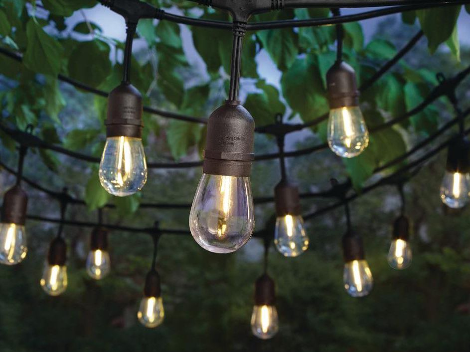 The 8 Best Outdoor String Lights Of 2021
