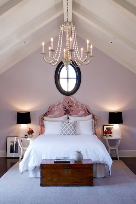 Tips And Photos For Decorating The Bedroom With Lavender Delectable Lavender Bedroom