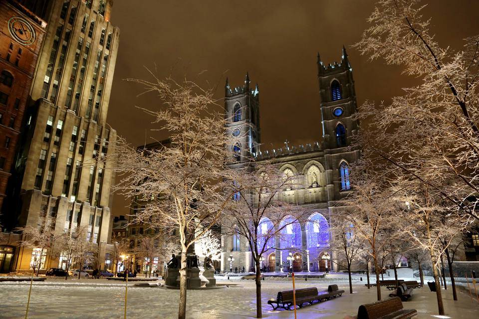 Montreal festivals in December 2015 include the following attractions, concerts, museum exhibits and more.