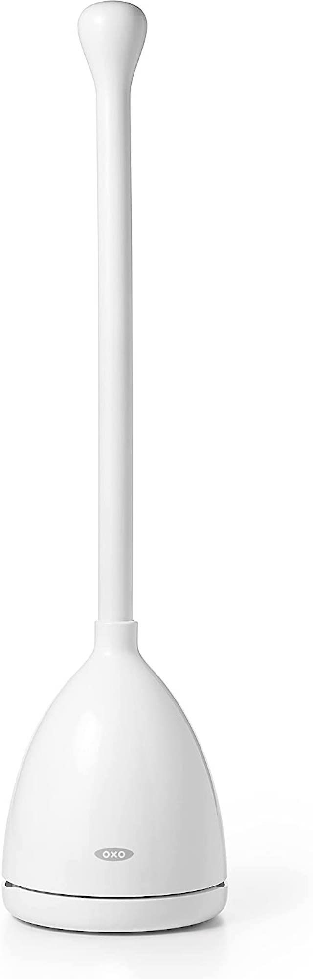 Good Grips Toilet Plunger with Canister