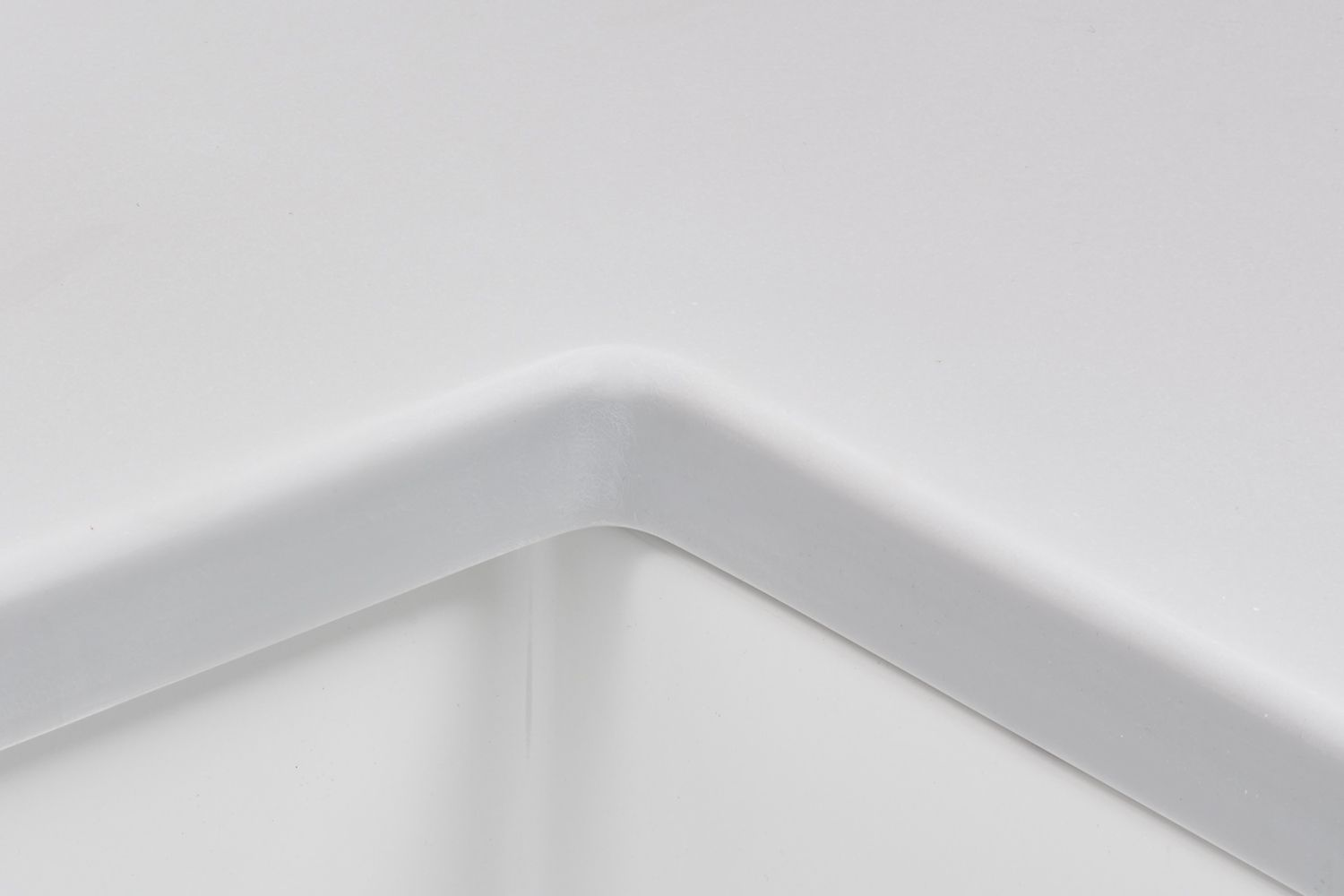 Acrylic solid-surface countertop