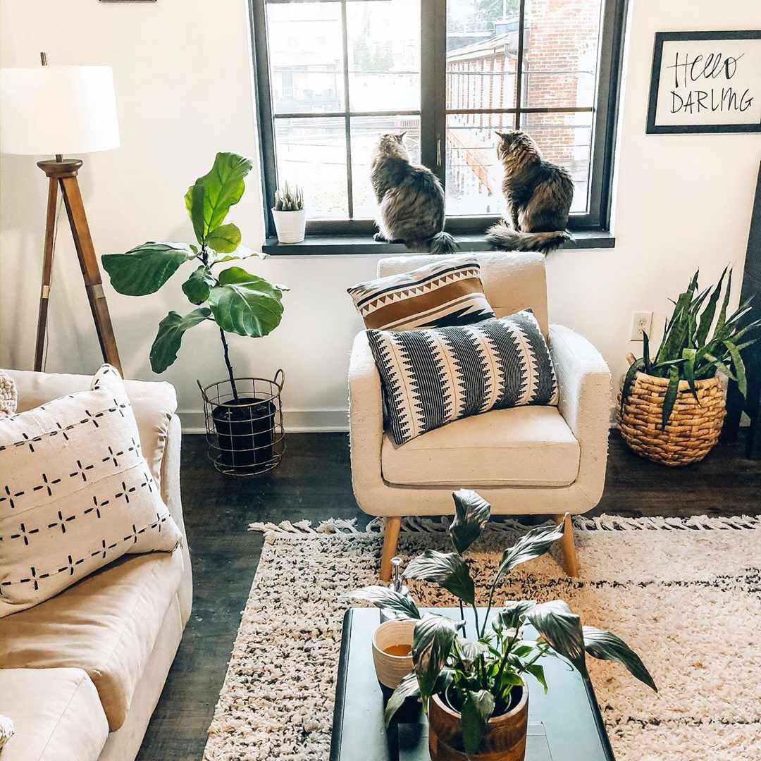 15 Beautiful Mediterranean Living Room Designs You Ll Love: Scandinavian Living Rooms To Spark Ideas