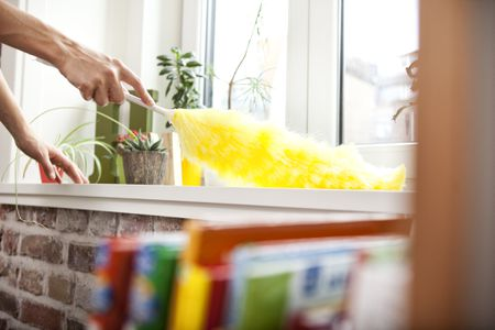 10 Ways To Make Dusting Easier, Best Way To Dust Furniture