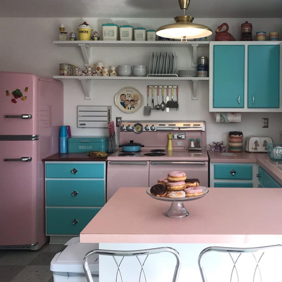 12 1950s Kitchen Ideas