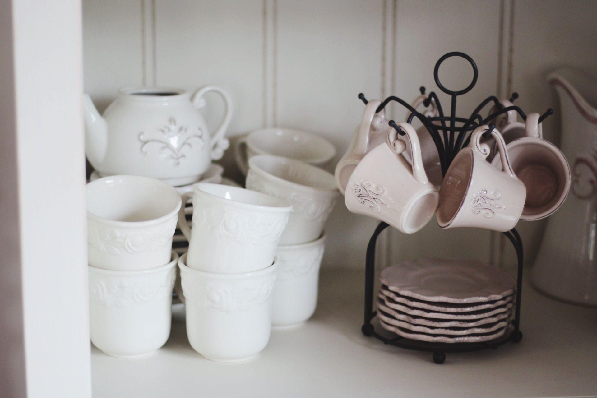 Tricks And Ideas For Mug Storage