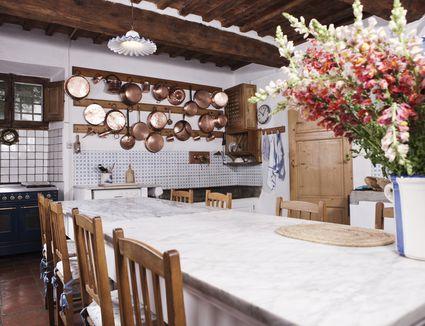 Design 101: Tuscan Style Decorating