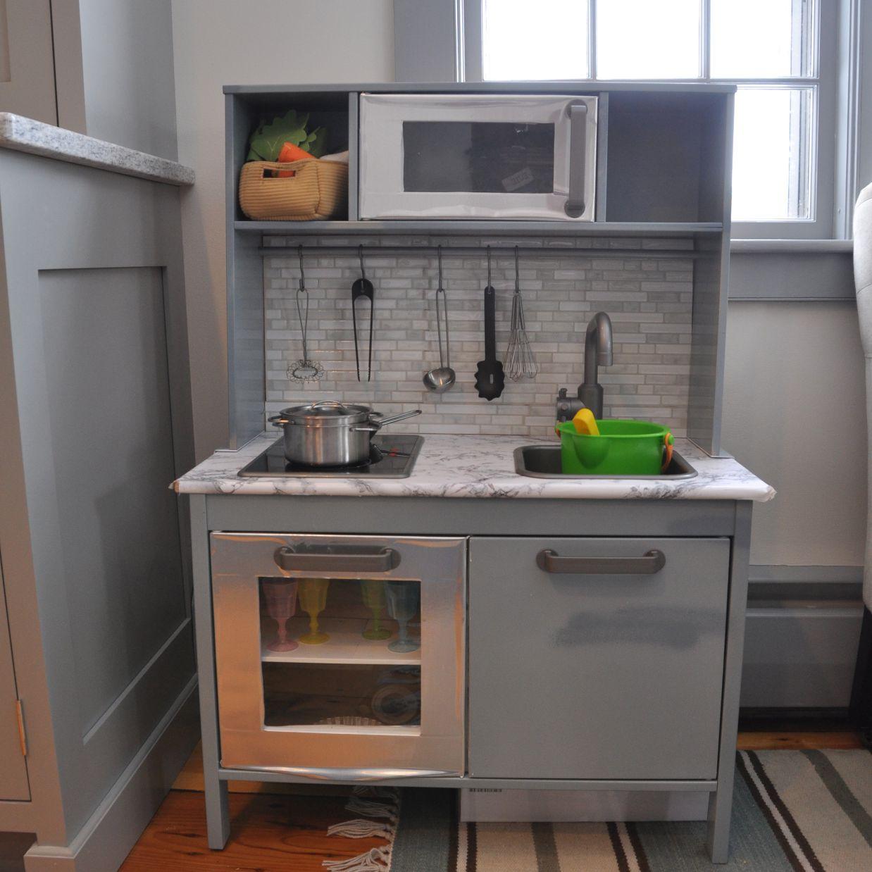 Mini Matching Play Kitchen