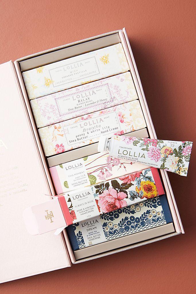 Lollia Petite Treats Hand Cream Gift Set