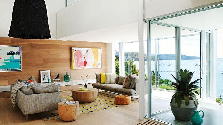 9 Habitaciones Super Cool con paneles de madera