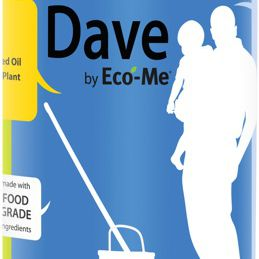 Dave by Eco-Me Floor Cleaner