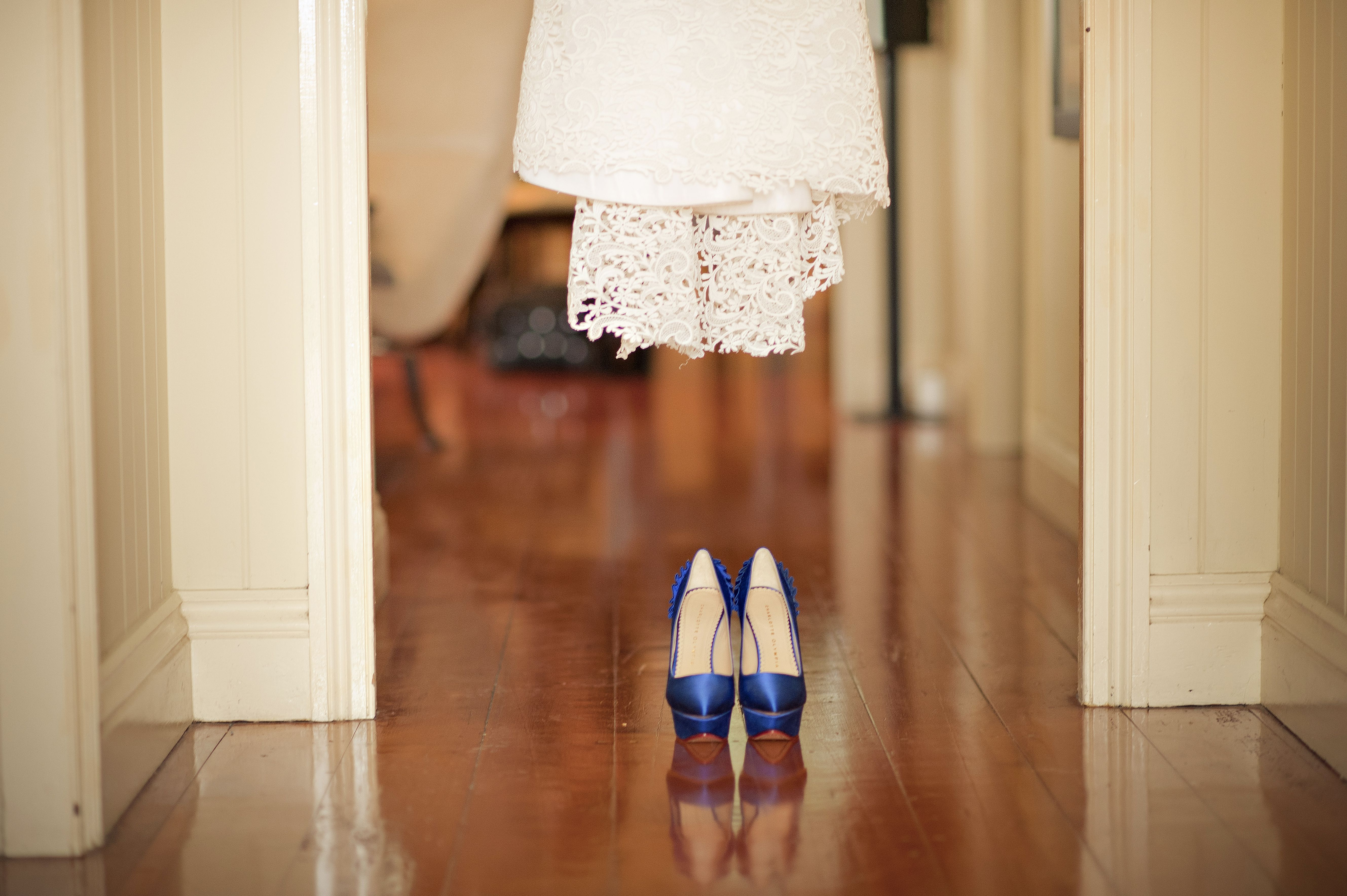"""Change The """"Old, New, Borrowed, Blue"""" Wedding Tradition"""