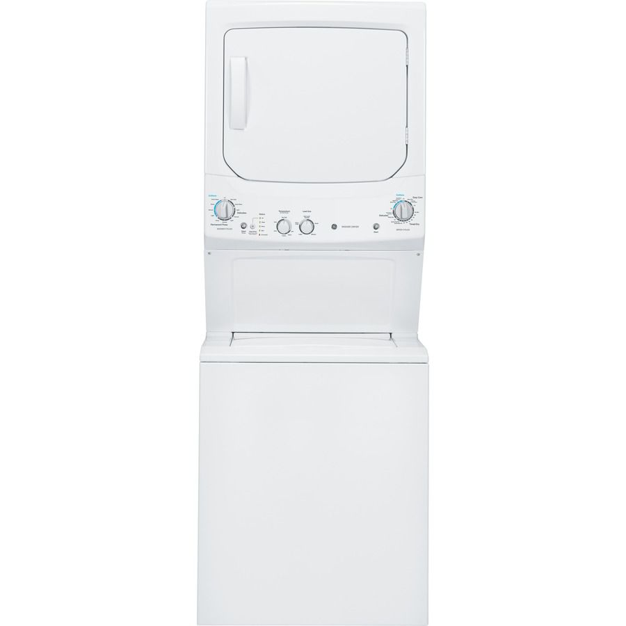Best Overall Ge Electric Stacked Laundry Center