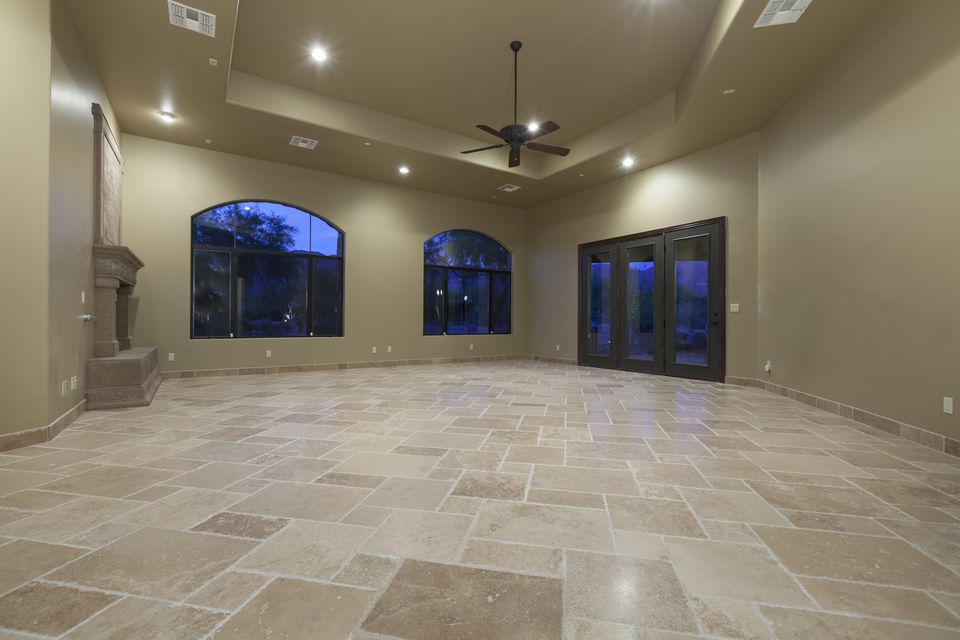 Tile travertine Flooring