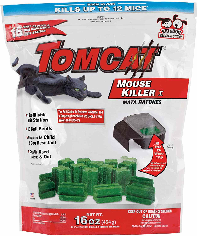 Tomcat Mouse Killer I