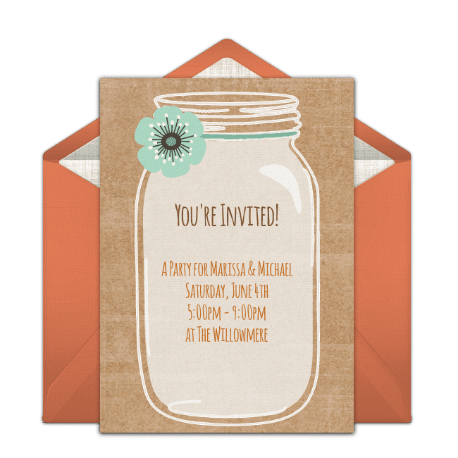 9 free printable engagement party invitations stopboris Gallery