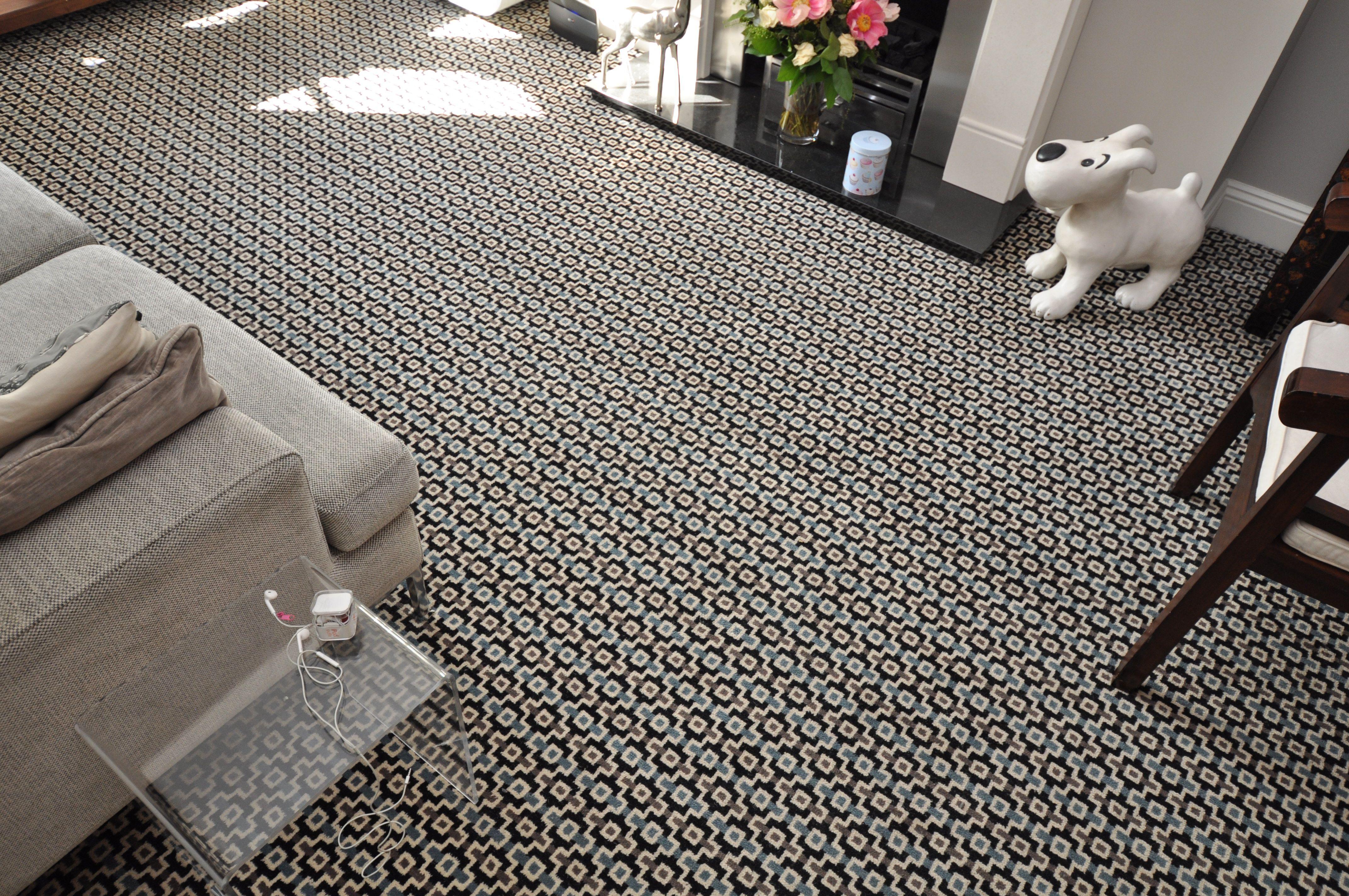 Stair Runner Carpet Neutral
