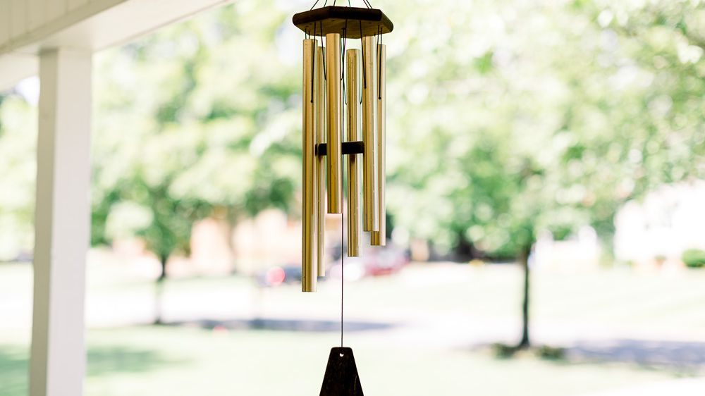 Best Feng Shui Use Of Wind Chimes