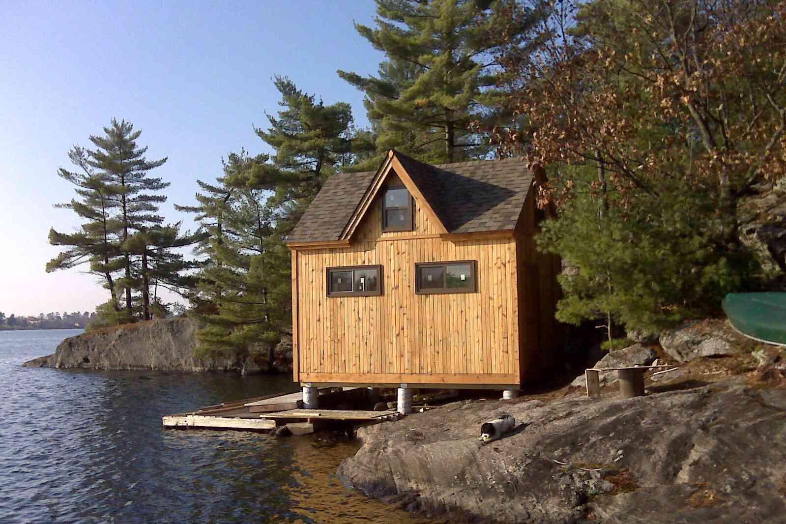 Summerwood Prefab cabin