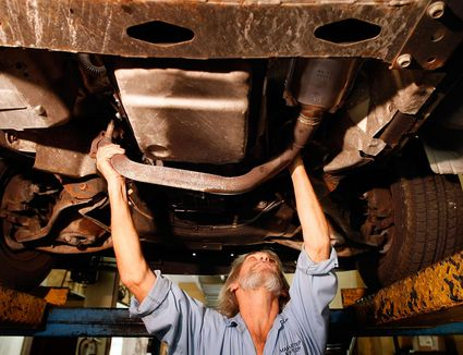 Catalytic Converter Theft >> Protecting Your Tires and Wheels From Theft