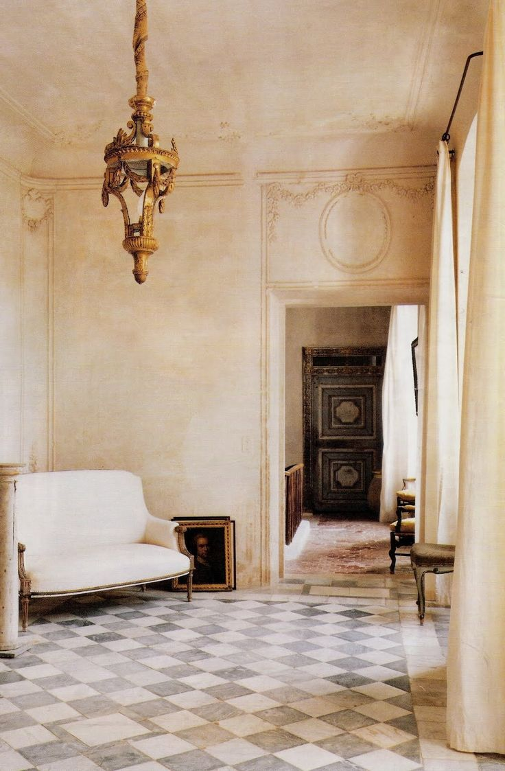 9 Rooms With Amazing Painted Floors