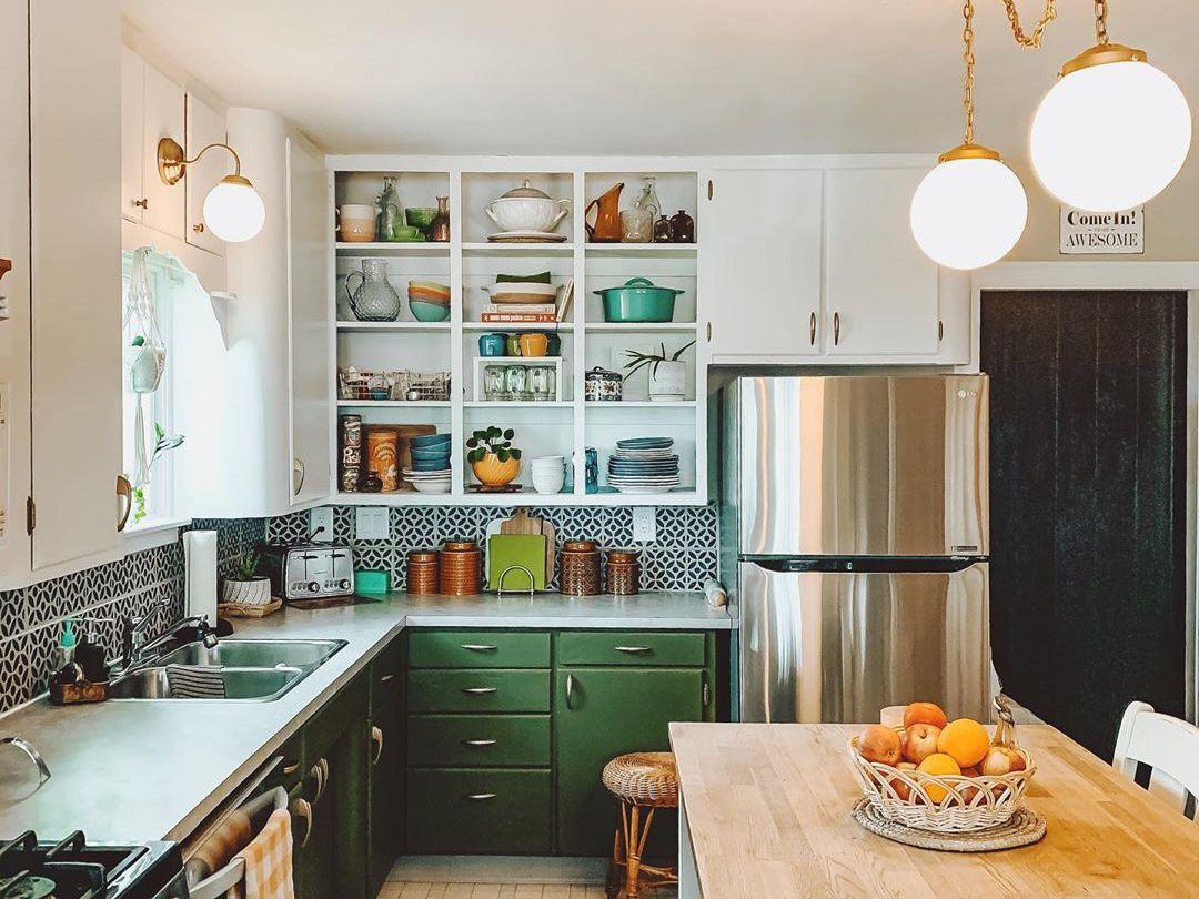 1950s Kitchen Ideas