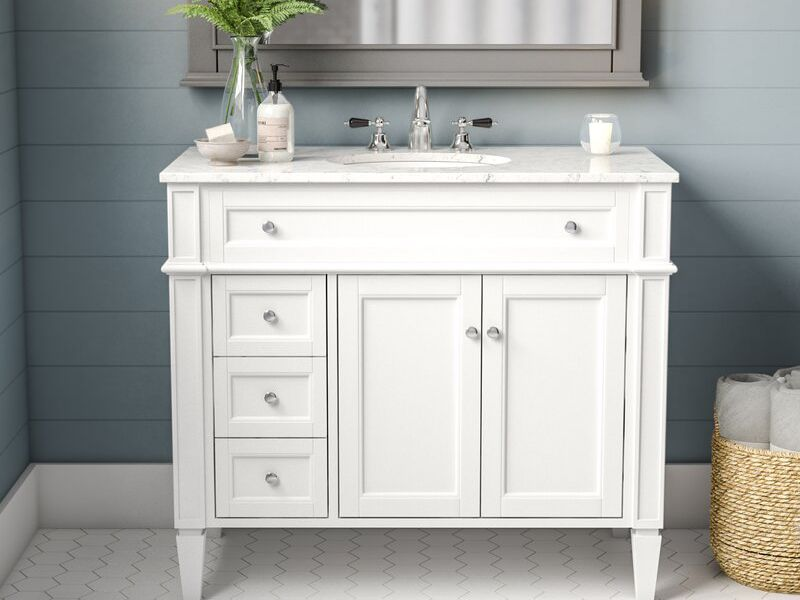 The 7 Best Single Bathroom Vanities Of 2021
