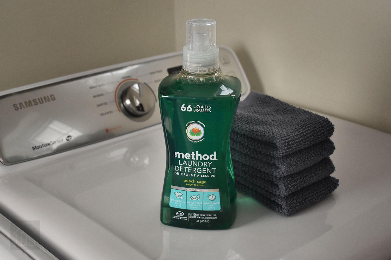 Method Beach Sage Laundry Detergent