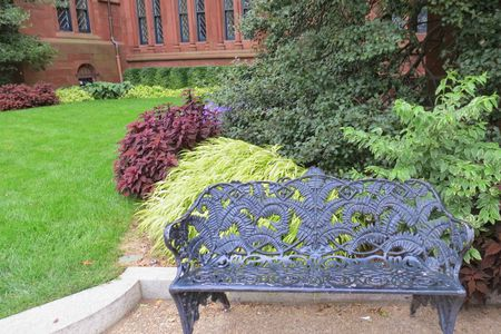 A Brief History Of Cast Iron Garden Furniture