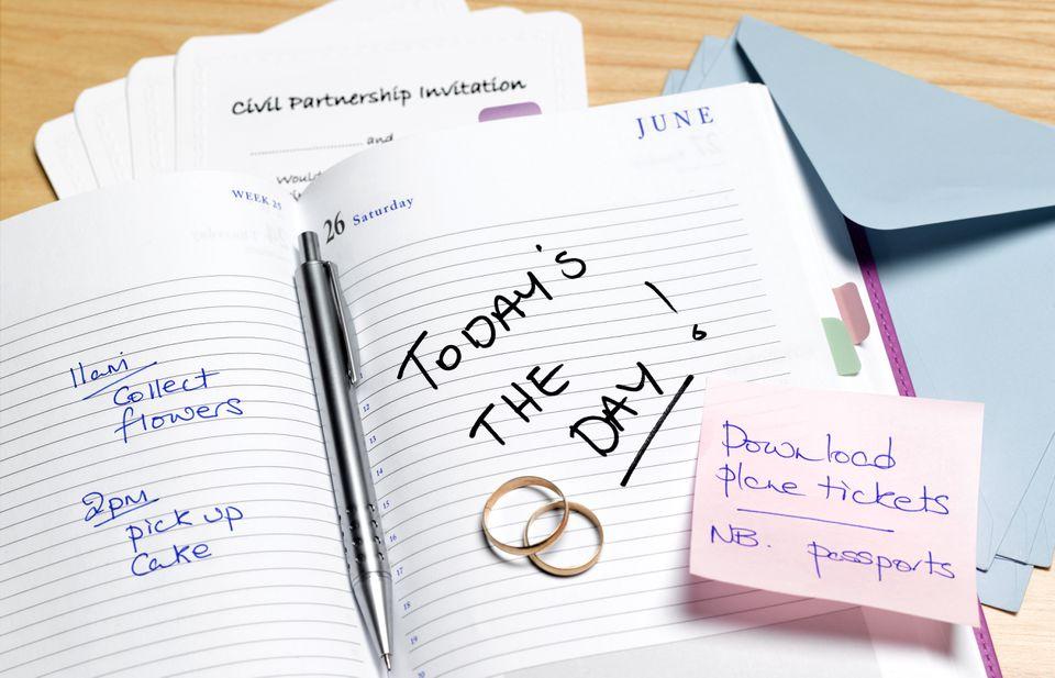 A wedding planner