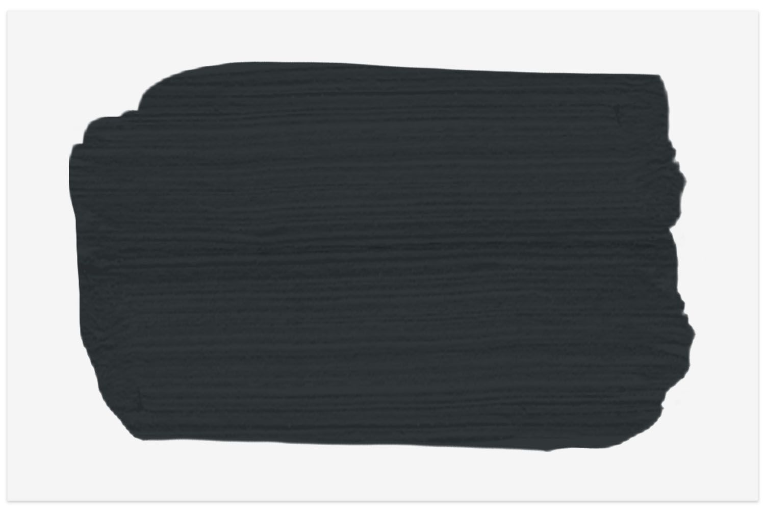 Farrow and Ball Off-Black swatch