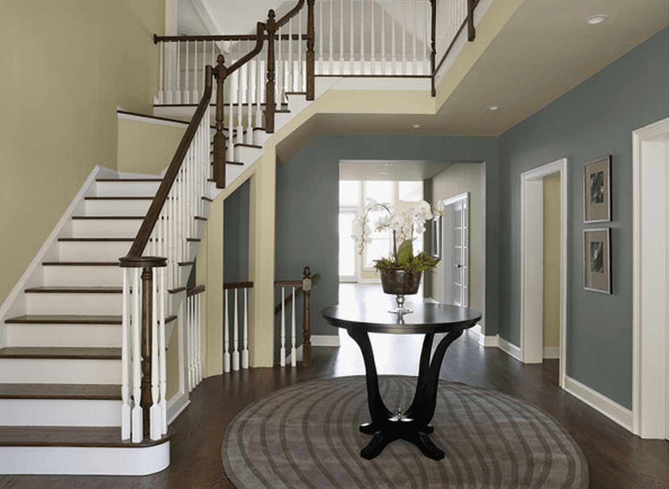 Top 7 cool paint colors from benjamin moore - Benjamin moore interior paint colors ...