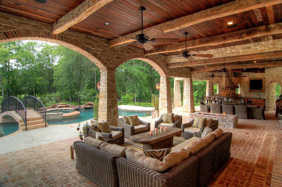 50 Stylish Covered Patio Ideas on Outdoor Living Patio Ideas id=83887