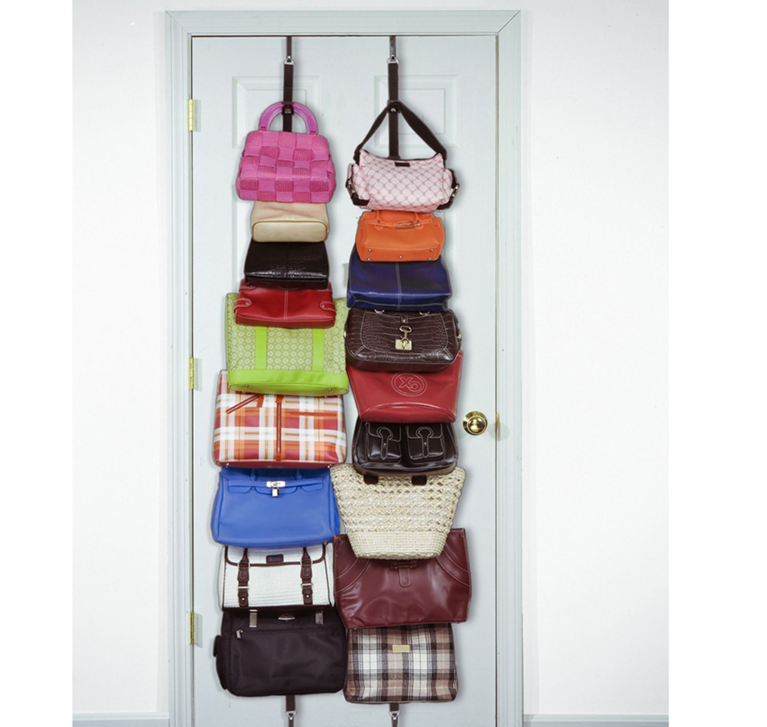Clever Handbag Storage Ideas